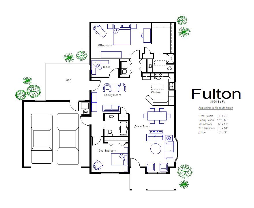 Fulton Homes Floor Plans Home Choices Stillwaters Estates