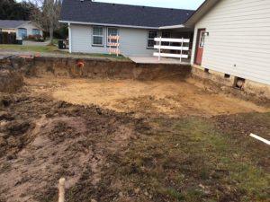 Construction Hole